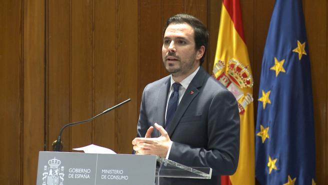 """Garzón ve """"una predisposición"""" al diálogo en el sector del juego"""
