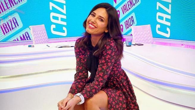 Núria Marín en 'Cazamariposas'.