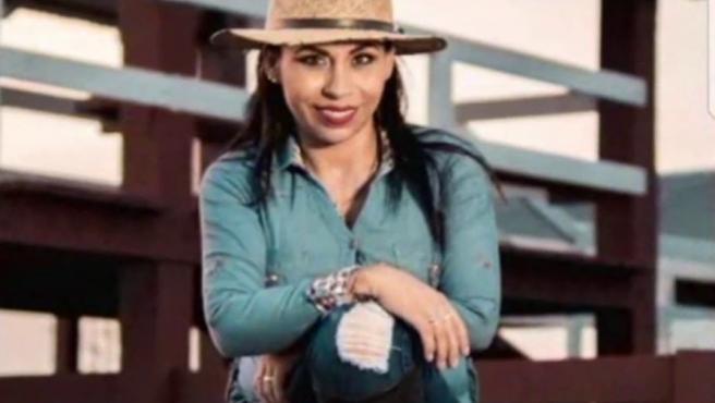 La boliviana Dora Vallejos, 'la Reina del Norte', en una imagen de archivo.