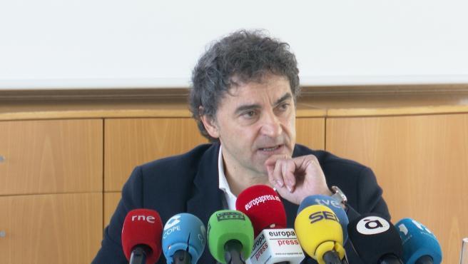 El secretari autonòmic de Turisme a la Comunitat Valenciana, Francesc Colomer.