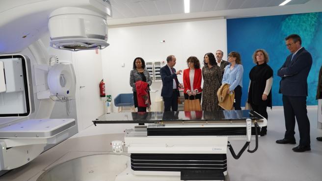 GenesisCare inaugura su nueva unidad de radioterapia en Toledo