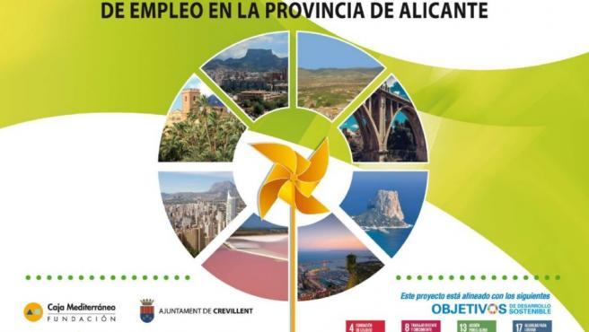 Informe sobre las oportunidades de negocio y empleo en Alicante, según sectores verdes.