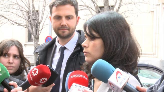 """Isa Serra: """"Confío en que no habrá ningún tipo de interés político"""""""