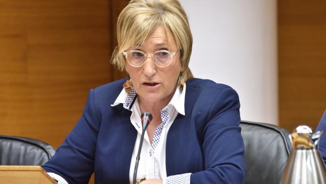 La consellera de Sanitat, Ana Barceló, en una imatge d'arxiu