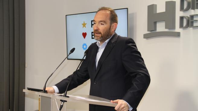 Nota De Prensa Y Foto De Hoy, 13 De Febrero, Presentación Presupuesto 2020