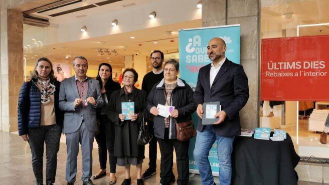 Presentación del caramelo solidario 'sabor amor' en beneficio de la Fundación Amaranta.