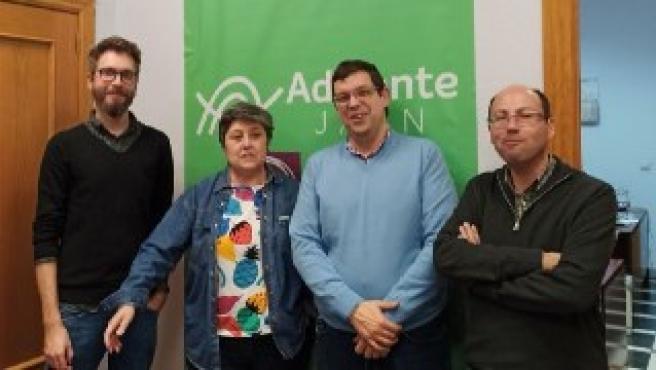 Reunión entre Adelante Jaén y Fampa Los Olivos