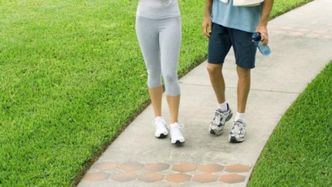 caminar diario para adelgazar