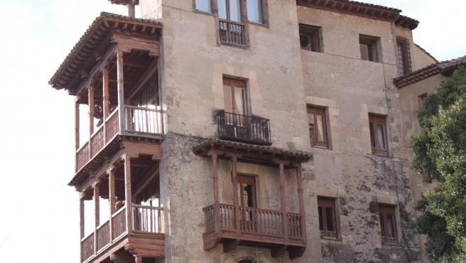 CASAS COLGADAS , CUENCA