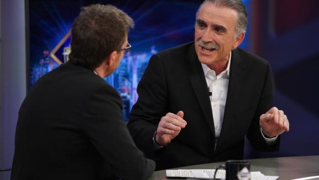 Juan y Medio, en 'El hormiguero'.