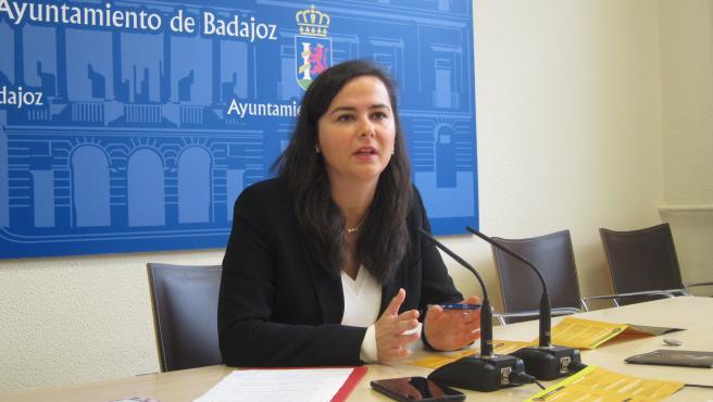 La concejala Lara Montero de Espinosa, presenta el Carnaval 2020