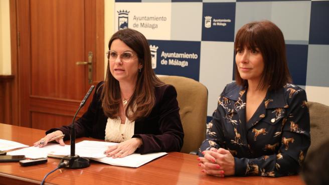 La portavoz del equipo de Gobierno Municipal, Susana Carillo, informa sobre los asuntos tratados en la junta de gobierno local.