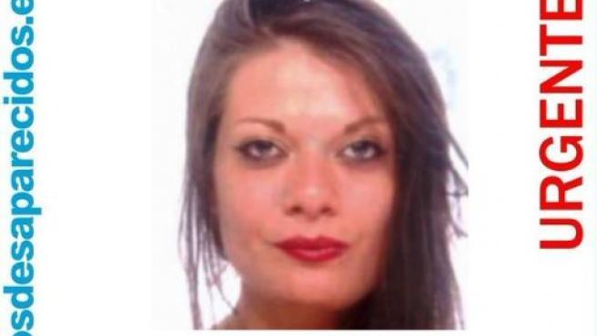 Nerea Añel Vázquez, desaparecida el 20 de enero en Ourense.
