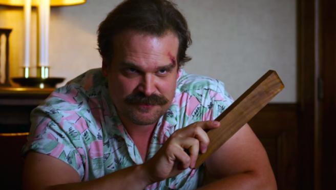 El sheriff Hopper está de vuelta en el teaser de 'Stranger Things 4'