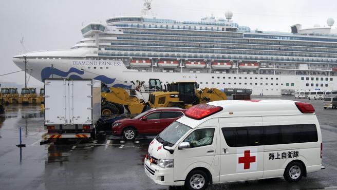 El coronavirus sobrevivió 17 días en el crucero Diamond Princess ...
