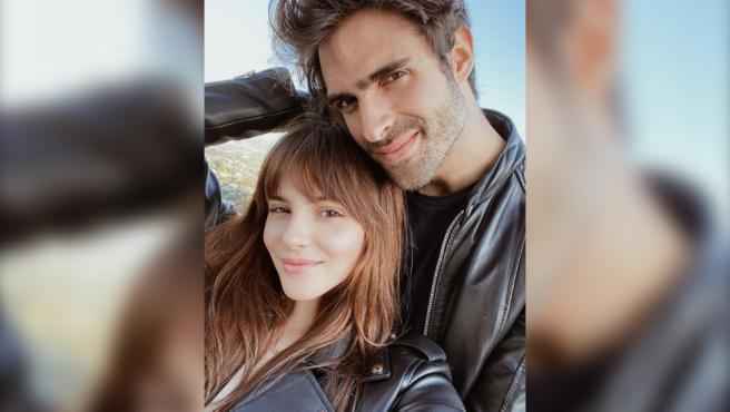 Juan Betancourt y Andrea Duro visitan Las Vegas