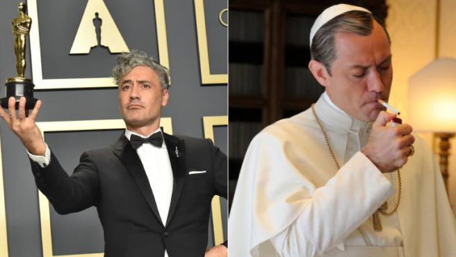 Taika Waititi planea una serie satírica sobre Hollywood con Jude Law