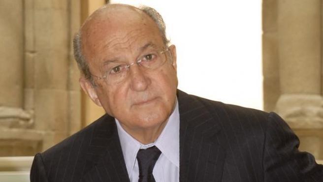 El expresidente del Patronato del Prado, Plácido Arango.