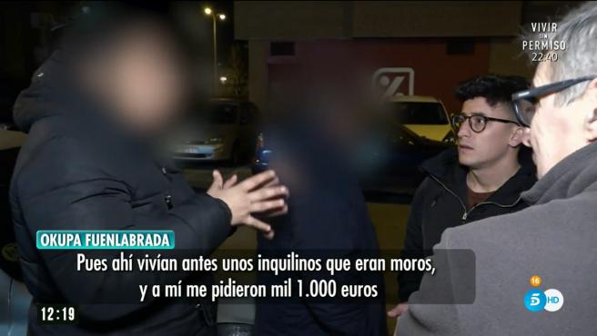 Julio Uzal, reportero de 'El programa de Ana Rosa'.