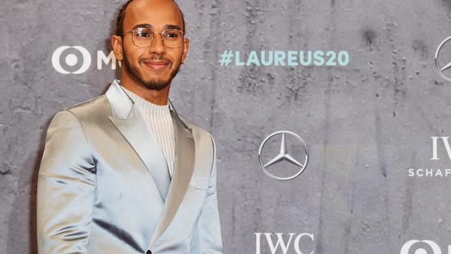 Lewis Hamilton y Leo Messi empataron en número de votos por lo que, por primera vez en la historia de los Laureus, hubo dos ganadores a deportista masculino del año.