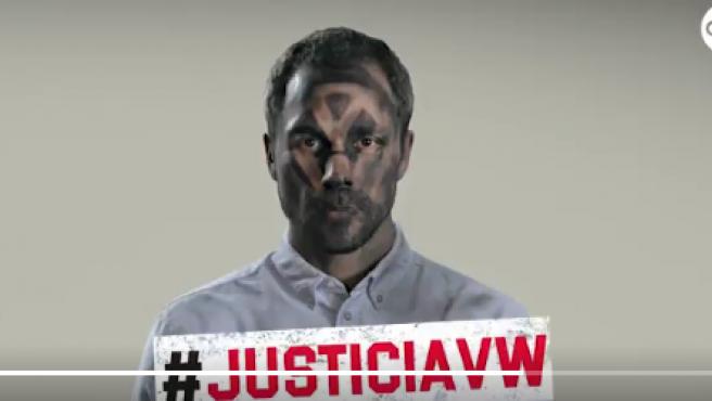 Campaña de la OCU para pedir un trato igualitario hacia los afectados por el fraude de Volkswagen.