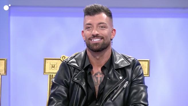Rubén Sánchez se estrena como tronista en 'Las tentaciones de MyHyV'.