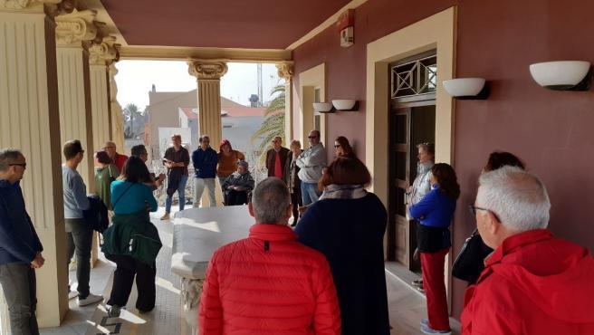 Visita guidada ea la Casa Museo Blasco Ibáñez