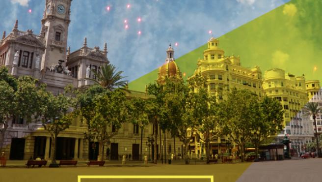 Proceso participativo para la reforma de la plaza del Ayuntamiento de València.