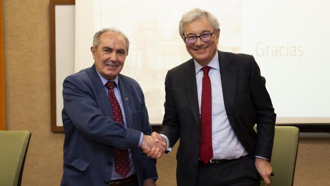 Acuerdo de colaboración entre EDP y la Escuela de Minas.