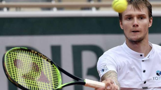 Alexander Bublik, jugador de tenis