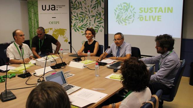 Reunión de trabajo del proyecto 'Sustainolive'