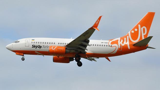 Imagen de archivo de un avión de Sky Up.