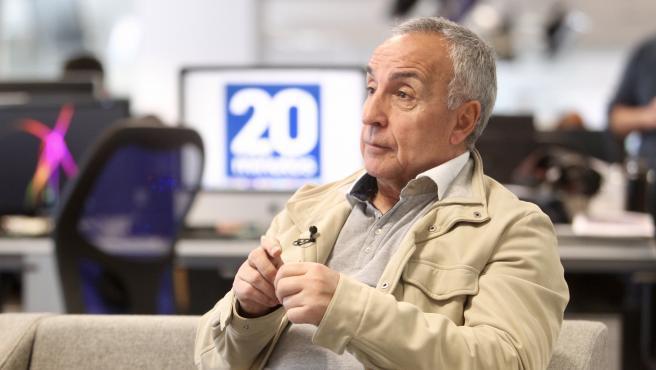 """Alejandro Blanco: """"El COI no correrá riesgos con el coronavirus"""""""
