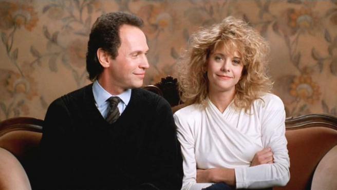 Fotograma de la película 'Cuando Harry encontró a Sally' protagonizada por Billy Crystal y Meg Ryan