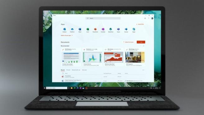 La app está disponible para cualquiera que use una versión actual de Windows 10.