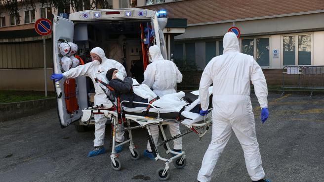 Los muertos por coronavirus en Italia ya superan a los de toda China