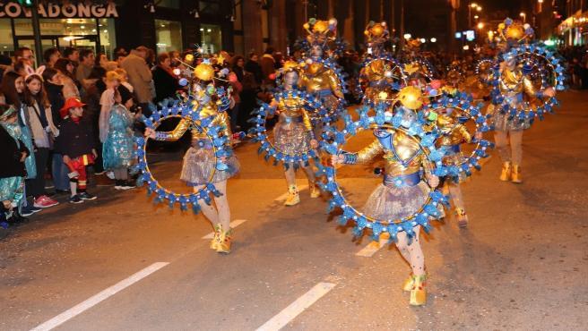 Desfile de carnaval de Torrelavega