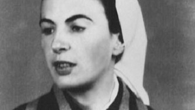 Ori Wald, una de las primeras 999 mujeres en llegar a Auschwitz.