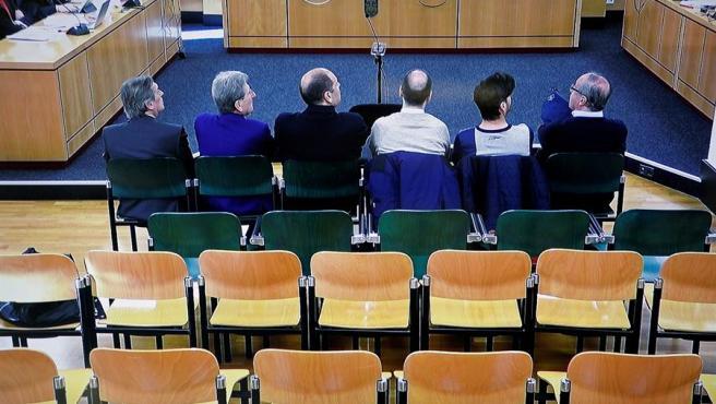 Acusados por el 'caso Osasuna'