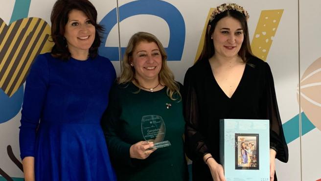 La emprendedora malagueña Beli Casillas, ganadora del premio nacional Extraordinarias