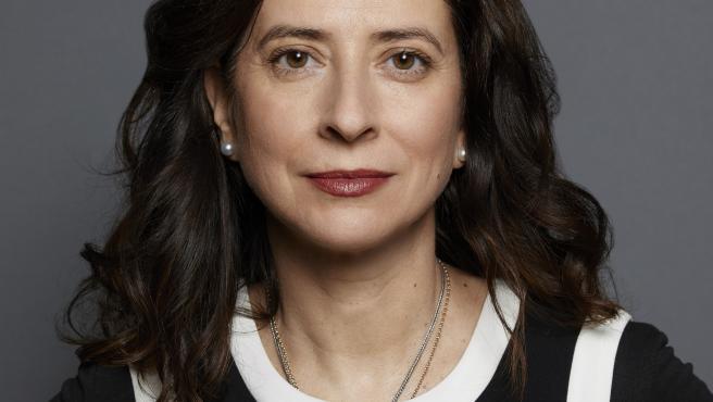 La escritora Ana Merino