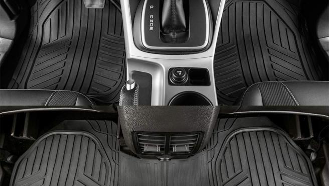 Las alfombrillas de coche son un elemento que pasa desapercibido pero que puede influir mucho en nuestra conducción
