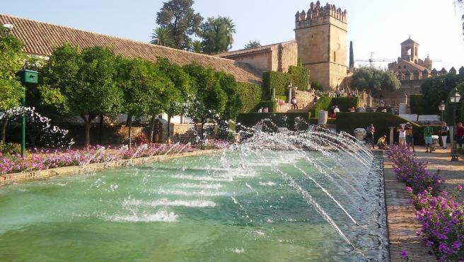 El Alcázar de los Reyes Cristianos de Córdoba