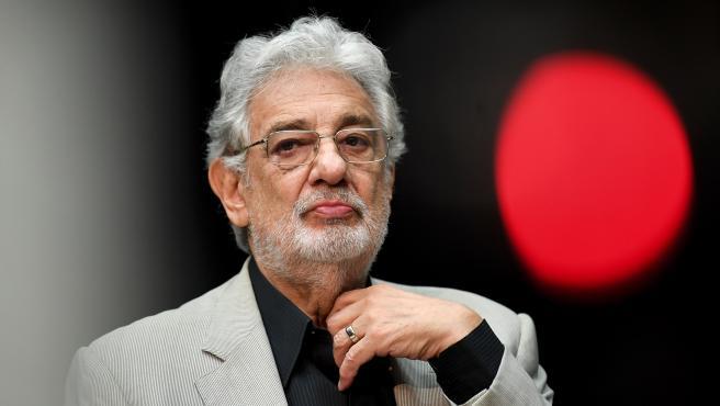 Placido Domingo resigns as Los Angeles Opera's general director