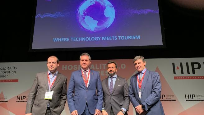 Presentación de la Tourism Innovation Summit