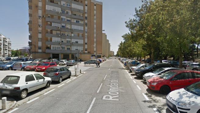 Ronda de Tejares, en Sevilla.