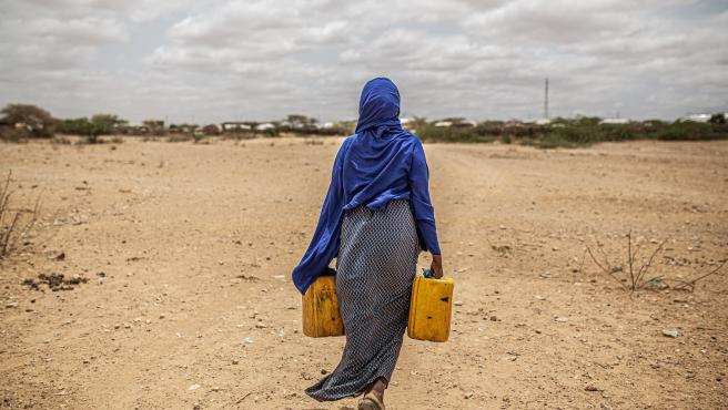 Chad, República Centroafricana o Etiopía son algunos de los países en los que Oxfam Intermón ha creado puntos de agua potable.