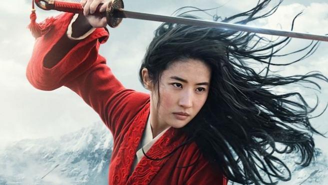 Disney cortó un beso en 'Mulán' para aplacar a la censura china