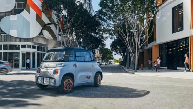 El Citroën Ami tiene un precio de 6.900 euros y se venderá en España a la vuelta del verano.