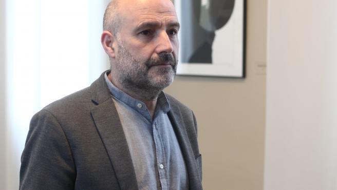 El diputado del Bloque Nacionalista Galego (BNG), Néstor Rego
